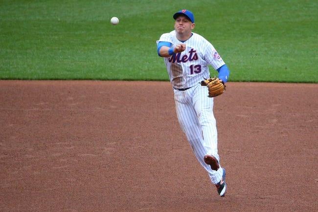 New York Mets vs. Atlanta Braves - 6/17/16 MLB Pick, Odds, and Prediction