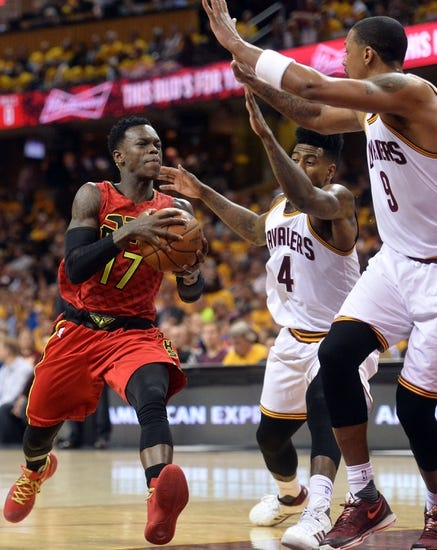 Atlanta Hawks vs. Cleveland Cavaliers - 5/6/16 NBA Pick, Odds, and Prediction