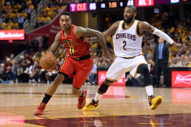 Cavaliers at Hawks Game 3 - 5/6/16 NBA Pick, Odds, and Prediction