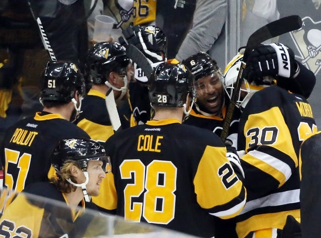 Washington Capitals vs. Pittsburgh Penguins - 5/7/16 NHL Pick, Odds, and Prediction