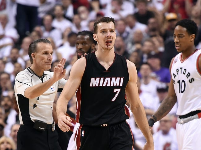 Raptors at Heat Game 3 - 5/7/16 NBA Pick, Odds, and Prediction