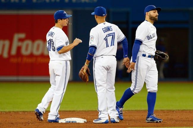 Rangers vs. Blue Jays - 5/13/16 MLB Pick, Odds, and Prediction