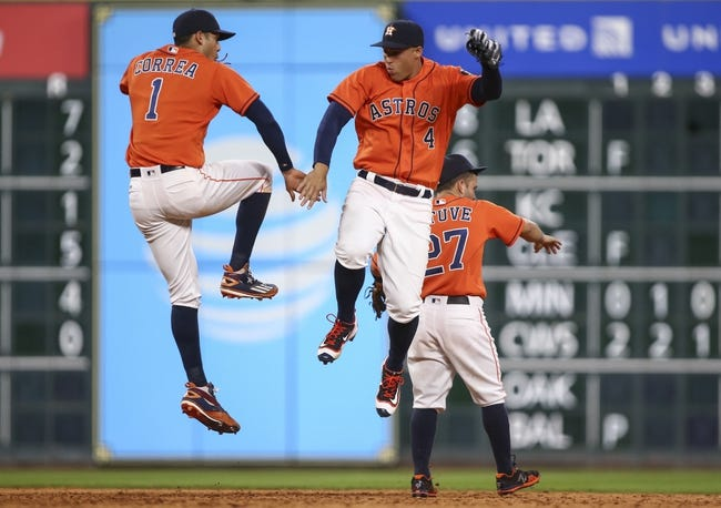 Astros vs. Mariners - 5/7/16 MLB Pick, Odds, and Prediction