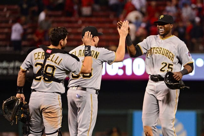 St. Louis Cardinals vs. Pittsburgh Pirates - 5/7/16 MLB Pick, Odds, and Prediction