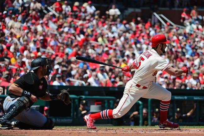 Cardinals vs. Pirates - 5/8/16 MLB Pick, Odds, and Prediction