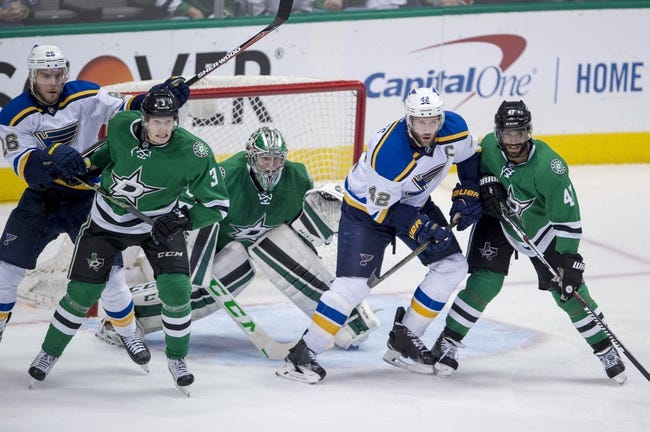 Stars at Blues Game 6 - 5/9/16 NHL Pick, Odds, and Prediction