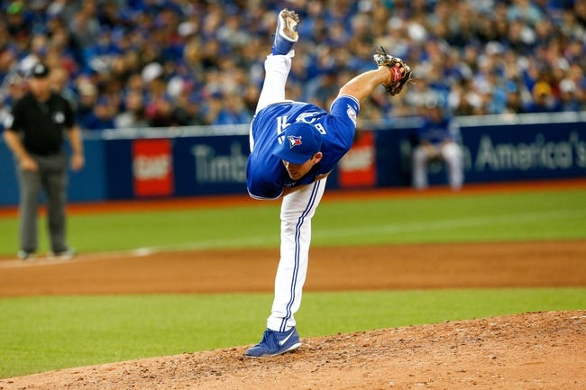 Toronto Blue Jays vs. Los Angeles Dodgers - 5/8/16 MLB Pick, Odds, and Prediction