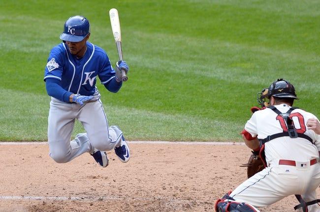 Indians vs. Royals - 5/8/16 MLB Pick, Odds, and Prediction