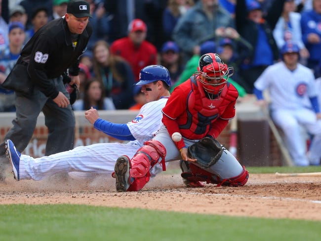 Cubs vs. Nationals - 5/8/16 MLB Pick, Odds, and Prediction