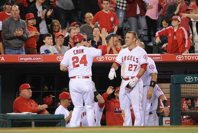 Cardinals at Angels - 5/10/16 MLB Pick, Odds, and Prediction