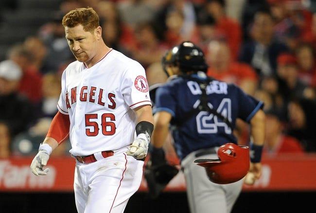 Los Angeles Angels vs. Tampa Bay Rays - 5/8/16 MLB Pick, Odds, and Prediction