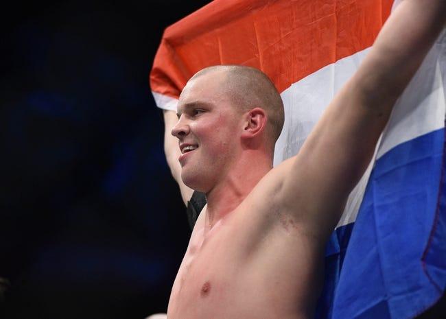 Stefan Struve vs. Daniel Omielanczuk UFC 204 Pick, Preview, Odds, Prediction - 10/8/16