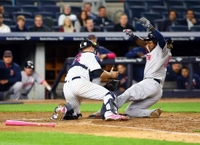 New York Yankees vs. Boston Red Sox - 7/15/16 MLB Pick, Odds, and Prediction