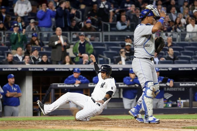 New York Yankees vs. Kansas City Royals - 5/11/16 MLB Pick, Odds, and Prediction