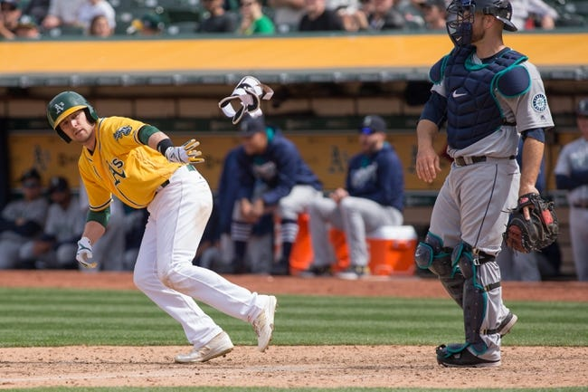 Mariners vs. Athletics - 5/23/16 MLB Pick, Odds, and Prediction