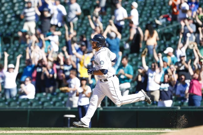 Tampa Bay Rays vs. Seattle Mariners - 6/14/16 MLB Pick, Odds, and Prediction