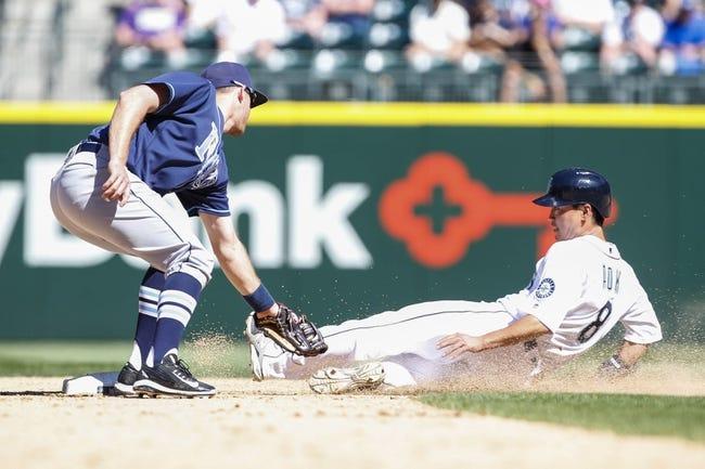 Mariners at Rays - 6/14/16 MLB Pick, Odds, and Prediction