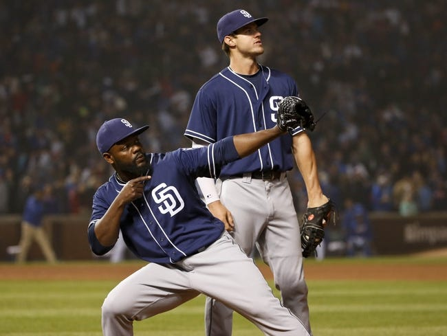 San Diego Padres vs. Chicago Cubs - 8/22/16 MLB Pick, Odds, and Prediction