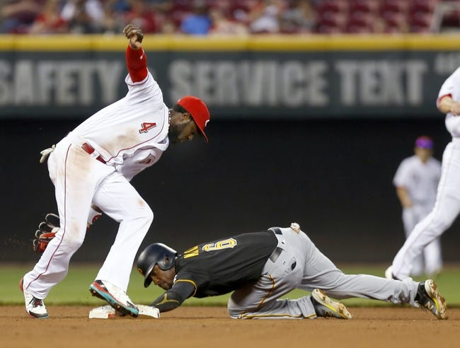 Pittsburgh Pirates vs. Cincinnati Reds - 8/5/16 MLB Pick, Odds, and Prediction