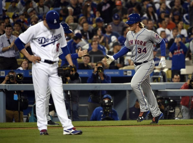 Dodgers vs. Mets - 5/12/16 MLB Pick, Odds, and Prediction