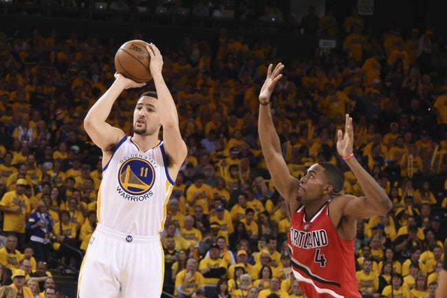 NBA News 5/12/16: Warriors Win Blazers Series, Advance to Western Conference Finals
