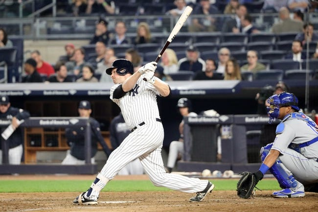 Royals vs. Yankees - 8/29/16 MLB Pick, Odds, and Prediction