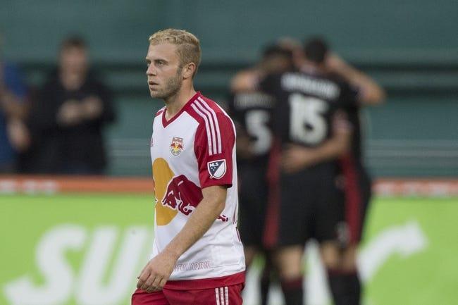 New York Red Bulls vs. Chicago Fire MLS Pick, Odds, Prediction - 5/18/16