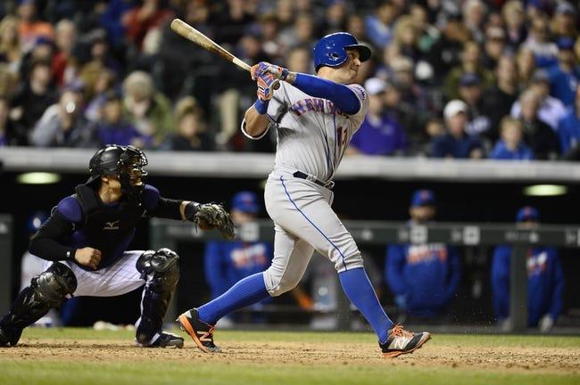 Colorado Rockies vs. New York Mets - 5/14/16 MLB Pick, Odds, and Prediction