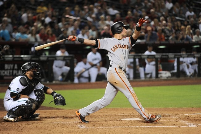 Diamondbacks vs. Giants - 5/14/16 MLB Pick, Odds, and Prediction