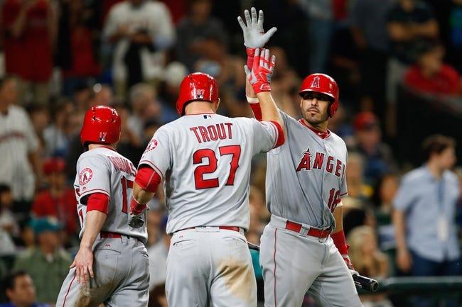 Mariners vs. Angels - 5/15/16 MLB Pick, Odds, and Prediction