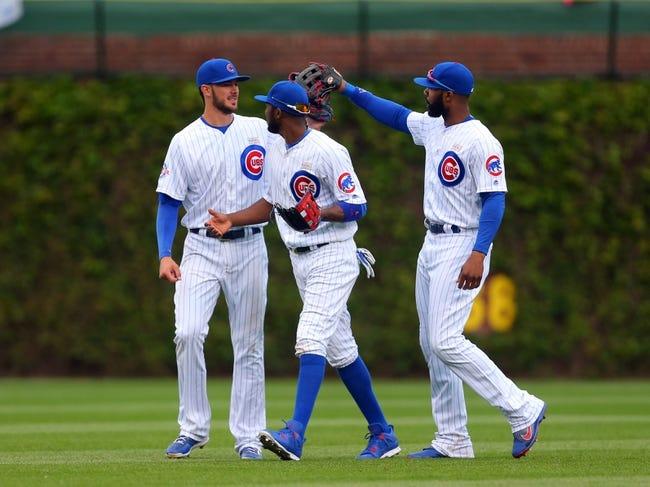 Cubs vs. Pirates - 5/15/16 MLB Pick, Odds, and Prediction