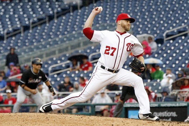 Washington Nationals vs. Miami Marlins - 5/15/16 MLB Pick, Odds, and Prediction