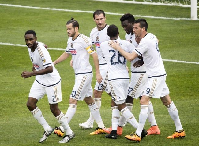 Philadelphia Union vs. DC United MLS Pick, Odds, Prediction - 5/20/16