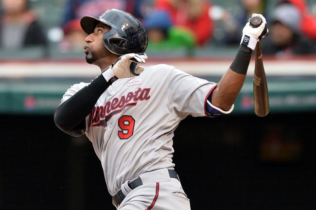 Indians vs. Twins - 5/15/16 MLB Pick, Odds, and Prediction