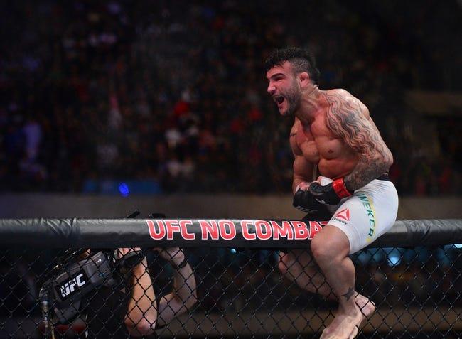 Michael McDonald vs. John Lineker UFC Fight Night 91 Pick, Preview, Odds, Prediction - 7/13/16