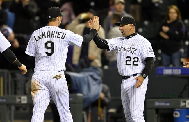 Colorado Rockies vs. New York Mets - 5/15/16 MLB Pick, Odds, and Prediction