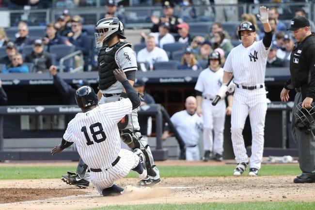 White Sox vs. Yankees - 7/4/16 MLB Pick, Odds, and Prediction