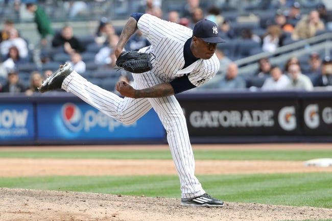 Arizona Diamondbacks vs. New York Yankees - 5/16/16 MLB Pick, Odds, and Prediction