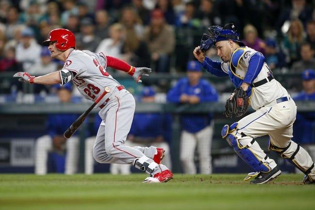 Mariners vs. Angels - 8/5/16 MLB Pick, Odds, and Prediction