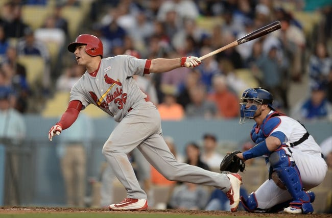 Cardinals vs. Dodgers - 7/24/16 MLB Pick, Odds, and Prediction
