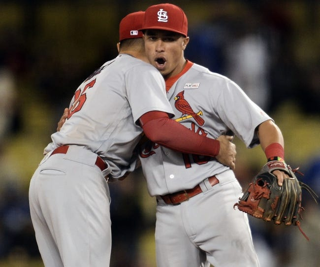 St. Louis Cardinals vs. Los Angeles Dodgers - 7/22/16 MLB Pick, Odds, and Prediction