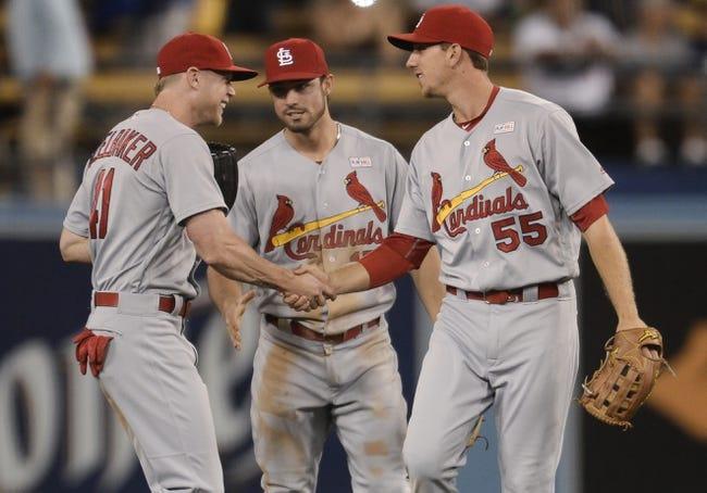 Cardinals vs. Dodgers - 7/23/16 MLB Pick, Odds, and Prediction