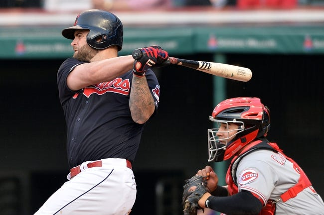 Cleveland Indians vs. Cincinnati Reds - 5/17/16 MLB Pick, Odds, and Prediction