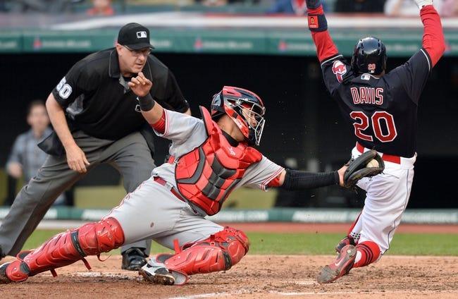 Cincinnati Reds vs. Cleveland Indians - 5/19/16 MLB Pick, Odds, and Prediction