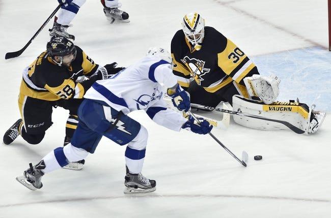 Penguins at Lightning Game 3 - 5/18/16 NHL Pick, Odds, and Prediction