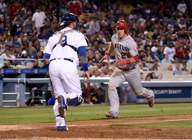 Dodgers vs. Angels - 5/17/16 MLB Pick, Odds, and Prediction