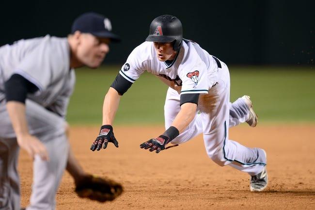 Diamondbacks vs. Yankees - 5/18/16 MLB Pick, Odds, and Prediction