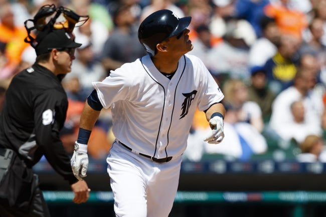 Detroit Tigers vs. Minnesota Twins - 7/18/16 MLB Pick, Odds, and Prediction