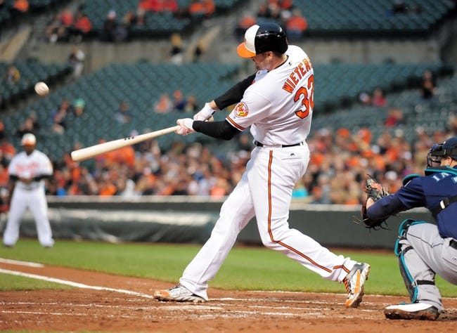 Baltimore Orioles vs. Seattle Mariners - 5/19/16 MLB Pick, Odds, and Prediction