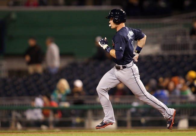 Atlanta Braves vs. Pittsburgh Pirates - 8/2/16 MLB Pick, Odds, and Prediction